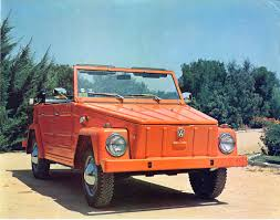 1974 volkswagen thing vw thing sales brochures dastank dastank com vw thing type 181