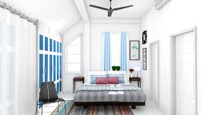 Home Interior Decorating Magazines by Bedroom Interior Design Scandinavian Bedroom Freelancers 3d Model