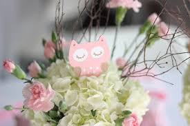 owl centerpieces attractive of owl decorations for baby shower liviroom decors
