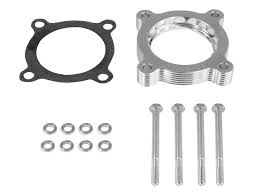 nissan frontier intake manifold spacer throttle body spacer archives afe power