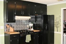 Black Cabinet Kitchen Ideas by Black Silver Kitchen Ideas U2013 Quicua Com