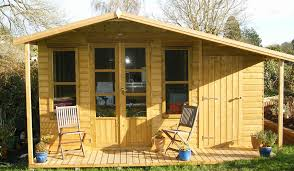 Gardens With Summer Houses - summerhouses home offices u0026 chalets townsend timber