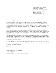 indiana wesleyan rn to bsn letter of recommendation
