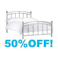 3ft charlie metal bed frame