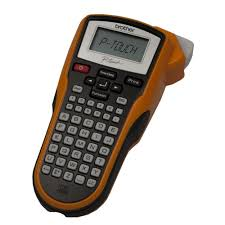 how to install brother p touch tape brother p touch label maker pt6100 the home depot