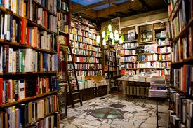 visit shakespeare and company bookstore
