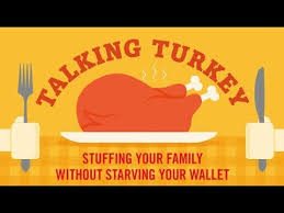 talking turkey thanksgiving statistics