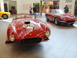 ferrari museum ask wendy can travelers visit the ferrari factory in italy