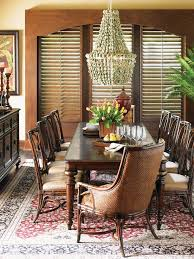 Tommy Bahama Dining Room Furniture Tommy Bahama Landara Royal Palm Upholstered Arm Chair Dining