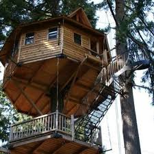 Treehouse Camping Quebec - 25 best tree house hotels in the united states