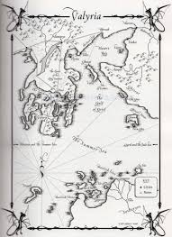 Ice And Fire Map Map Of Valyria Resources A Game Of Thrones