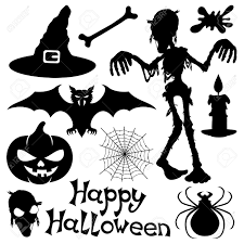 halloween silhouettes shopscn com
