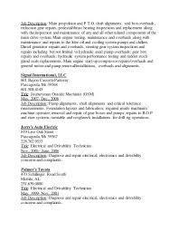 Cnc Machinist Resume Template Outside Machinist Jobs Automotive Machinist Job Descriptions