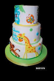 giraffe baby shower cakes baby shower cakes three brothers bakery houston tx