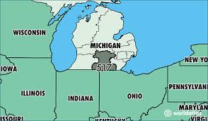michigan area code map where is area code 517 map of area code 517 lansing mi area code