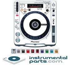 pioneer cdj 800 mk2 cdj 800 spare parts all pioneer dj spare