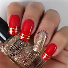 55 gorgeous metallic nail art designs gold sparkle metallic