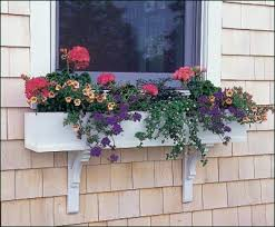 Wooden Window Flower Boxes - standard window box wood window boxes vinyl window boxes from