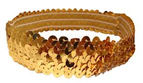 gold headbands kenz laurenz sequin headband headbands sparkly hair