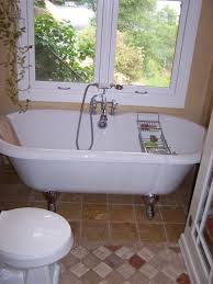 Small Bathroom Designs With Tub Bathroom Small Bathroom Design With Cozy Clawfoot Tubs And