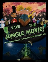 save the jungle movie poster by widowmura on deviantart