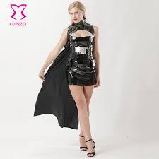 Black Corset Halloween Costume Cheap Corsets Halloween Costumes Aliexpress