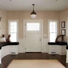 Bench By Front Door Add Further Function With A Front Door Bench The Window Door