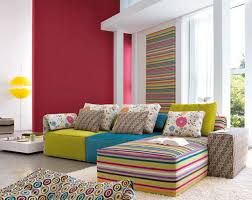 Livingroom Color Schemes Best Living Room Color Creditrestore Pertaining To Small Living