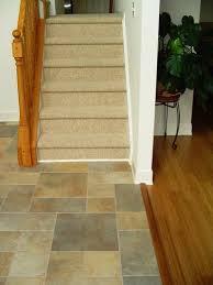 pebble flooring transition mays landing nj oak and