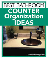 bathroom counter organization ideas shooting my vanity organizers