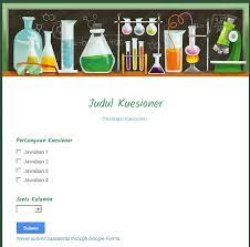 langkah membuat google form cara membuat kuesioner online dengan google forms dailysocial
