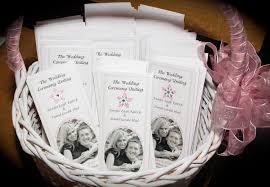 trifold wedding program paper tri fold wedding program with picture and rhinestone