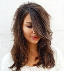 layered flip hairstyles 70 brightest medium length layered haircuts and hairstyles