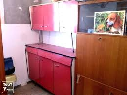 buffet cuisine vintage evier retro cuisine meuble de cuisine retro cheap buffet retro