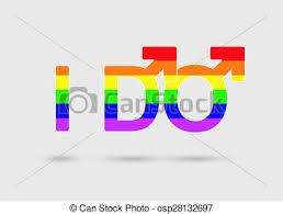 concept mariage illustration de proposition concept mariage même sexe