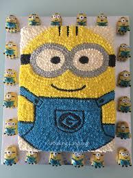 minions cake minion cake and macarons baking language