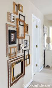wood frame wall decor decorative wall frames best 25 frame wall decor ideas on