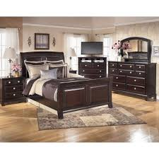 Set Bedroom Furniture Signature Design By Ashley Ridgley 4 Pc Bedroom Set Bedroom
