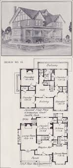 residential home plans tudor house plan seattle vintage residential architecture 1908