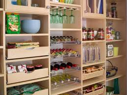 How To Organize A Pantry With Deep Shelves by How To Organize Your Closet Hgtv