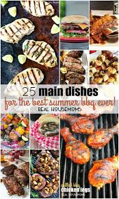 Main Dishes - 25 main dishes for the best summer bbq ever real housemoms