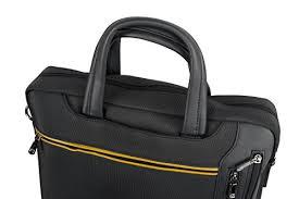 malette de bureau malette bureau roncato porte notebook tablet noir avec bandoulière