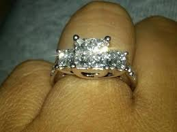 princess cut engagement rings zales 21 best rings at zales images on engagement