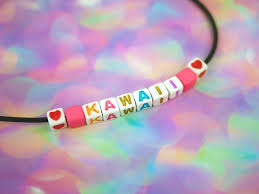 make your own name necklace pastel name necklace word choker letter necklace name