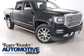 lifted gmc 2017 2017 gmc sierra lifted in texas for sale 102 used cars from 35 999