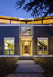 Sustainable House Plans Contemporary Sustainable House Designs With Open Landscaping