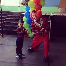clown show for birthday party 10 best birthday party images on