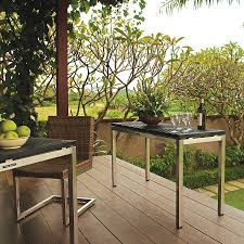 Outdoor Console Table Long And Narrow Console Table Stylish And Modern Narrow Console