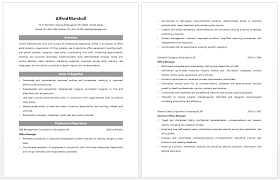 Accounting Controller Resume Owner Operator Sample Resume Resume Tmplates Resume Confidentially