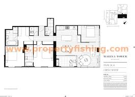 marina tower melbourne floor plan 3 property fishing